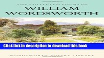 Read The Collected Poems of William Wordsworth (Wordsworth Poetry Library)  PDF Online