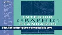 Read Interior Graphic Standards  Ebook Online