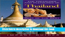 Read Books The Treasures and Pleasures of Thailand: Best of the Best (Treasures   Pleasures of