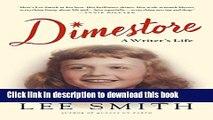 Read Dimestore (Thorndike Press Large Print Biographies   Memoirs Series) Ebook Free