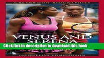 [PDF] Venus and Serena Williams: A Biography (Greenwood Biographies) Read Online