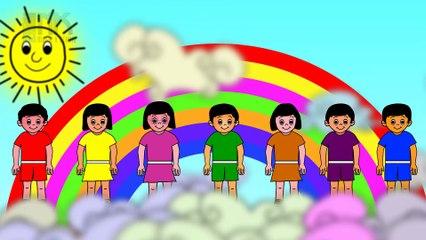 I Can Sing A Rainbow | New Nursery Rhymes | HD Animation