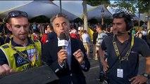 Gérard Holtz fait ses adieux aux téléspectateurs après 40ans à France Télévisions - Regardez