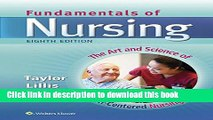 Read Lippincott CoursePoint for Taylor s Fundamentals of Nursing with Print Textbook Package Ebook