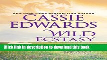 Read Wild Ecstasy (The Wild Series) Ebook Online