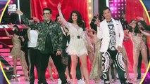 Jhalak Dikhhla Jaa 9 Contestants In Comedy Nights Bachao | Arjun Bijlani, Karishma Tanna