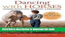 [PDF] Dancing with Horses: Communication with Body Language [Read] Online