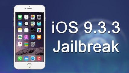 iOS 9.3.3 Jailbreak Nasıl Yapılır [Türkçe]