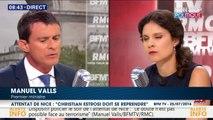 Manuel Valls s'en prend violemment à Christian Estrosi (et à Éric Ciotti)