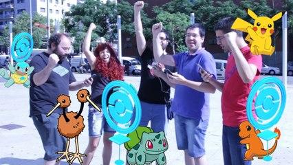 Así es una Poke-Rave de Pokémon Go
