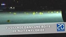 Fusillade dans une boîte de nuit en Floride: Ce que l'on sait