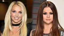 Britney Spears Asks Selena Gomez to Record a Duet -- And We Can't Contain Our Excitement!