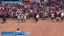 Les finales, Sport Boules, France Quadrettes 2016, l'Arbresle 2016