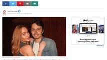 [Newsa] Lindsay Lohan Accuses Fiancé Of Cheating, Hints She's Pregnant