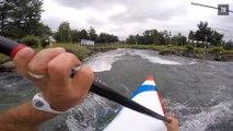 JO de Rio : vivez une descente en kayak avec Sébastien Combot