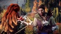 HORIZON ZERO DAWN WALKTHROUGH GAMEPLAY TEASER TRAILER DISCUSSION E3 2016 GAMEPLAY DEMO VIDEO