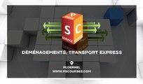 Déménagements, garde meuble, transports express à Ploermel (56) - Presse Service Courses