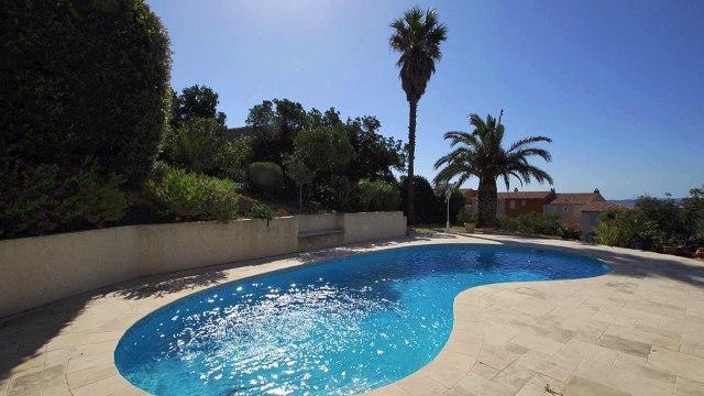 Les Issambres 83380 - A VENDRE villa de 150 m² avec vue mer