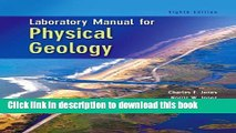 Physical Geology Books Pdf