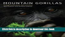 Read Books Mountain Gorillas: Biology, Conservation, and Coexistence PDF Free