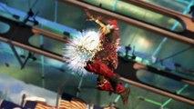 Injustice 2 - Gameplay Officiel - Wonder Woman et Blue Beetle