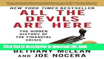 Read All the Devils Are Here: The Hidden History of the Financial Crisis ebook textbooks