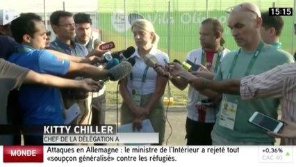 Le village olympique jugé inhabitable ! Zap actu du 25/07/2016 par lezapping