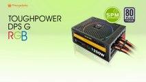 Thermaltake anuncia su nueva serie Toughpower DPS G RGB Gold