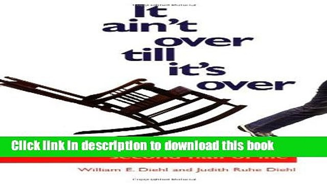 Read It Ain t Over Til It s Over  Ebook Free