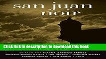 Read San Juan Noir (Spanish-language edition) (Spanish Edition) PDF Free