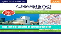 Read Rand McNally 2006 Cleveland street guide including Cuyahoga, Geauga, Lake, and portions of