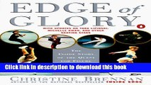 [PDF] Edge of Glory: The Inside Story of the Quest for Figure Skating s Olympic Gold Medals Read