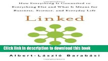 Read Linked: How Everything Is Connected to Everything Else and What It Means for Business,