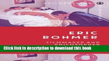Read Eric Rohmer: Filmmaker and Philosopher (Philosophical Filmmakers) PDF Online