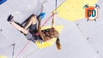 Janja Garnbret Unstoppable Again In Briançon 2016 | Climbing...