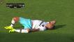 Aaron Cresswell's Horrible Injury vs Karlsruher!