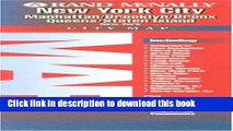 Read Rand McNally New York City City Map: Manhattan/Brooklyn/Bronx/Queens/Staten Island, New York