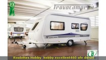 roulotte hobby hobby excellent460 ufe