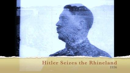 The NewsReel - Hitler Seizes the Rhineland 1936