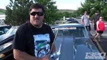 FASTEST STREET CAR IN THE WORLD! Larry Larson runs 6 95
