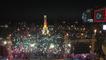 Fetö'nün Darbe Girişimine Tepkiler - Konak Meydanı'nda Fetö'nün Darbe Girişimi Protesto Edildi