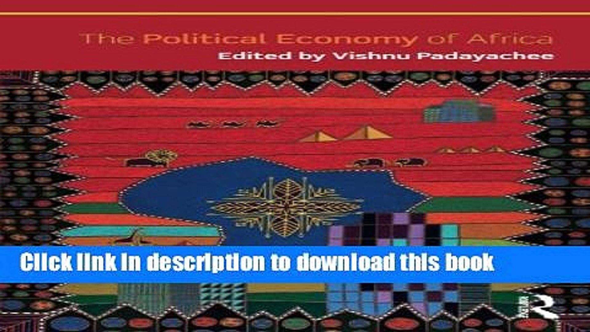 Read Books The Political Economy of Africa ebook textbooks