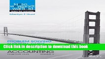 [Read PDF] Problem Solving Survival Guide to accompany Intermediate Accounting, Volume 2: Chapters