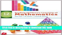 Read Guiding Children s Learning of Mathematics, 12th Edition E-Book Free