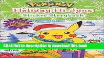 Download Pokemon Sticker Storybook: Holiday Hi-jynx Ebook Online