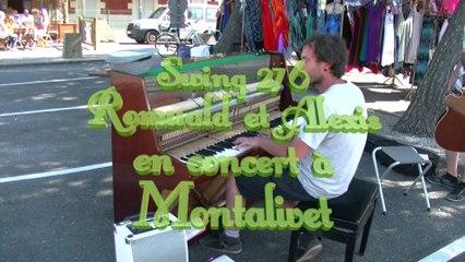 Concert  Swing 276 à Montalivet Vol 1
