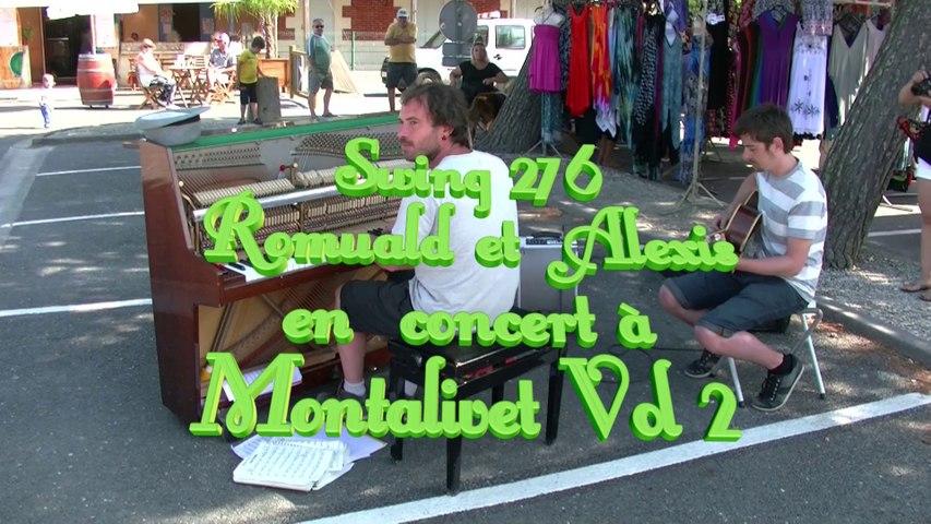 Concert  Swing 276  à Montalivet Vol 2
