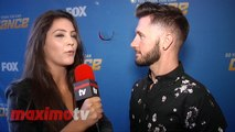 Travis Wall SYTYCD The Next Generation Week 3 Post-Show Interview