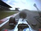 Kimi Raikkonen Nurburgring 2005