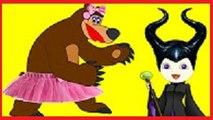 #Masha And Dora Makeup The Bear #Funny Story #Rainbow Rhymes